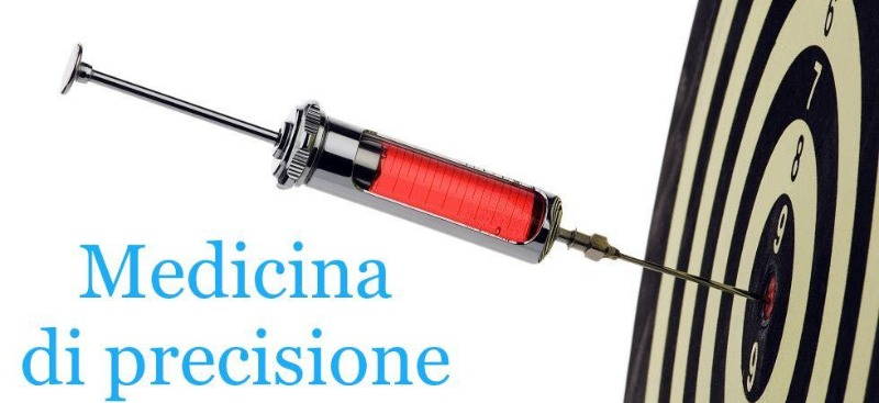 Non avete mai sentito parlare di ''medicina di precisione''?