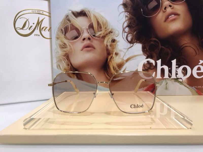 New Chloé in store. Vista e Sole