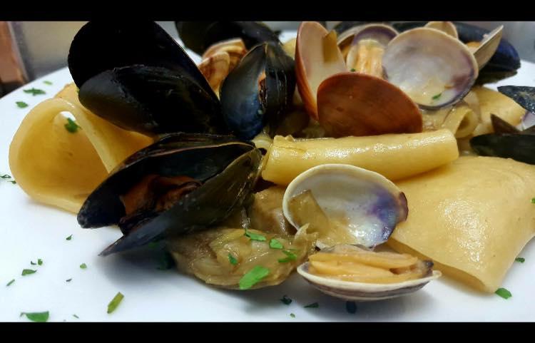Squisiti piatti di Pesce