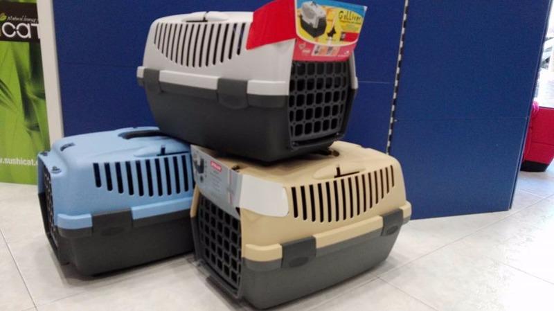 Trasportino per gatti e cani