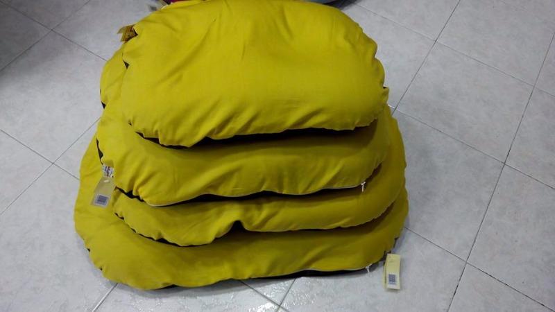 Materassini gialli