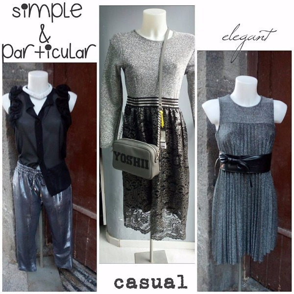 Simple... Casual... Elegante... tutto da Street Fashion Store