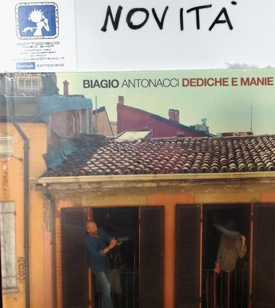 Il Nuovo CD di Biagio Antonacci