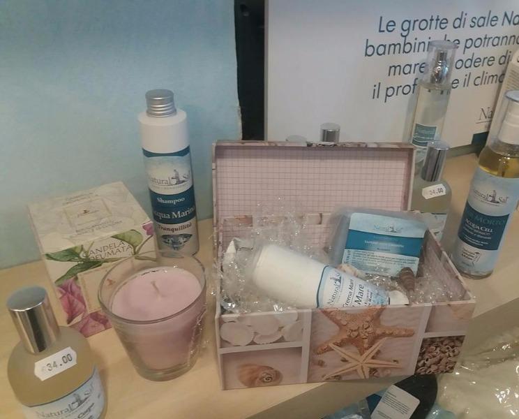 Regala benessere naturale con i nostri prodotti originali naturalsal a partire da 5 €