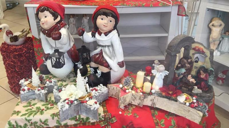 Si comincia con il Natale,vi aspettiamo per una vasta scelta di aziende firmate. Solo made in Italy.