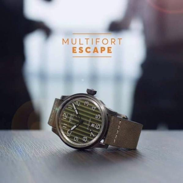 Mido Multifort Escape