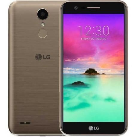 LG K10 2017 Nero/Oro €149.99