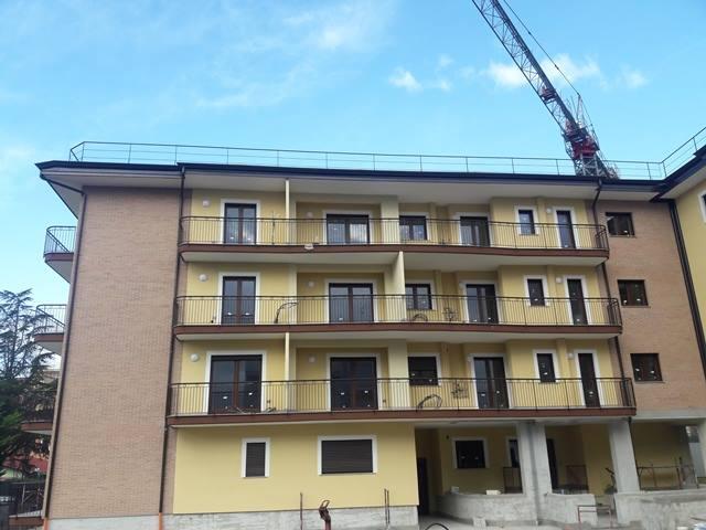 Loc. Bivio Pratole - Appartamento in parco di nuova costruzione € 215.000