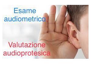 Esame Audiometrico e Valutazione Audioprotesica