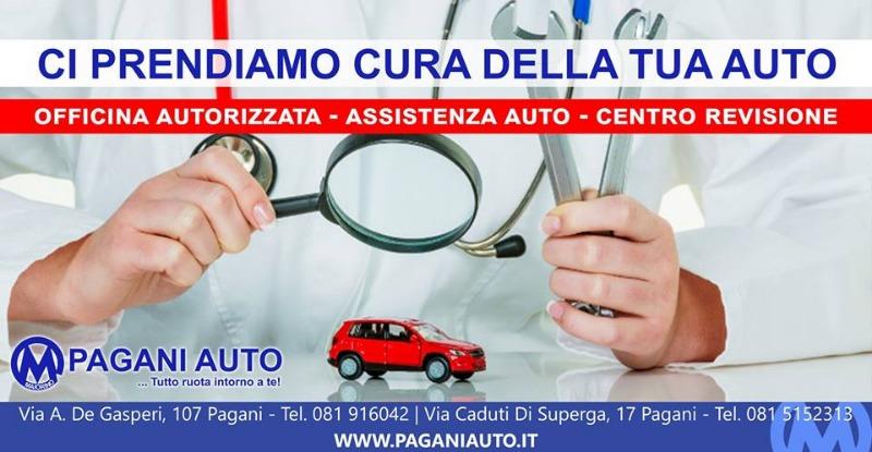 Ci prendiamo cura della tua auto