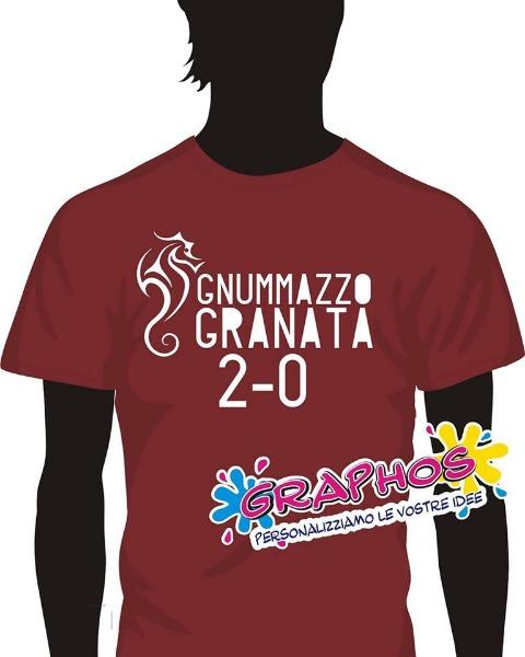 Prenota la nuova t-shirt del derby