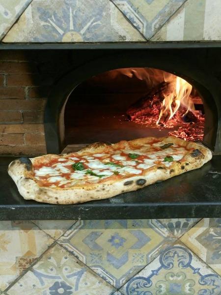 L' arte della pizza della penisola Sorrentina