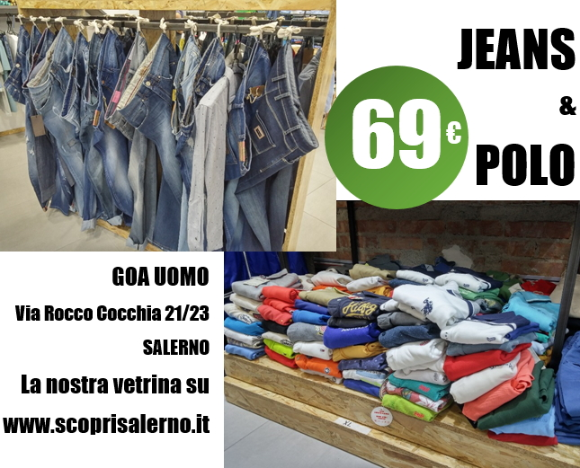 Special Price!!! Jeans + Polo 69 euro