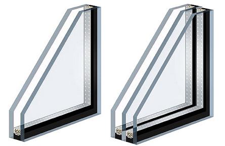 Indecisi tra il doppio o il triplo vetro? Vi aiutiamo noi nella scelta!