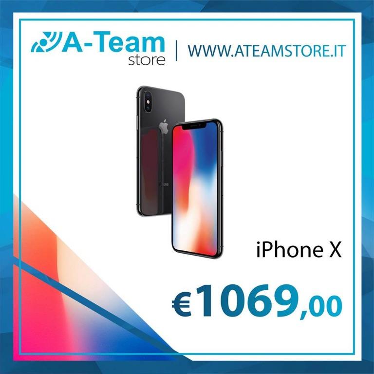 iPhone X € 1069