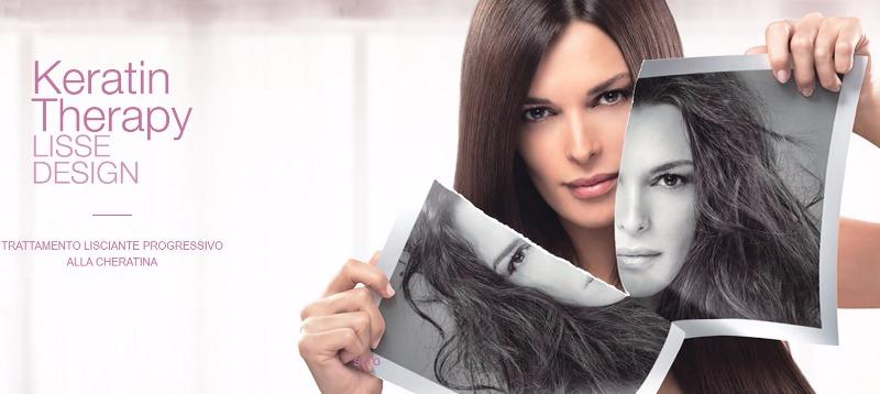 Keratin Therapy Lisse Design - Quest'anno filerà tutto liscissimo!