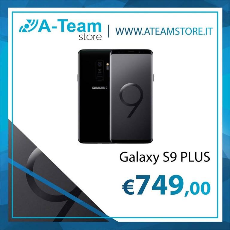 Samsung Galaxy S9 € 749