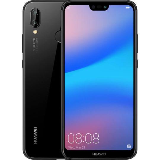 Telefono Cellulare Huawei ANE-LX1 P20 Lite Nero LCD 5.84