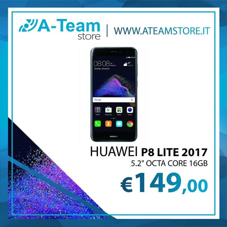 HUAWEI P8 LITE 2017 5.2