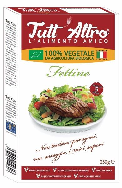 Fettine Tutt'Altro 100% Vegetale