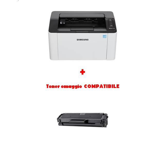 Stampante laser monocromatica con WIFI Samsung M2026W €69.90