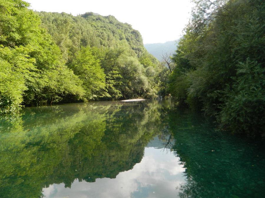 Roccadaspide: perde la vita pescatore sul fiume Calore