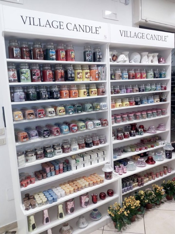 Assortimento Village Candle