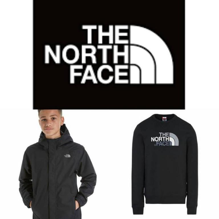Nuovo corner THE NORTH FACE