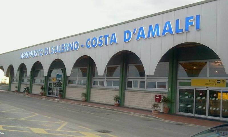Aeroporto Costa d'Amalfi. Ci siamo quasi per l'allungamento della pista