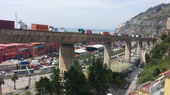 Viadotto Gatto: prove di carico, arriva il divieto di transito