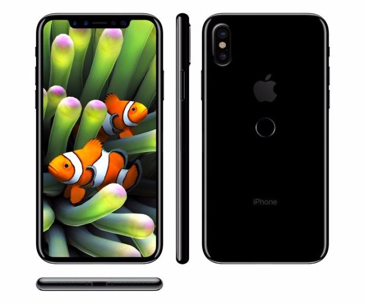 iPhone 8: il nuovo schermo avrà le 'orecchie'
