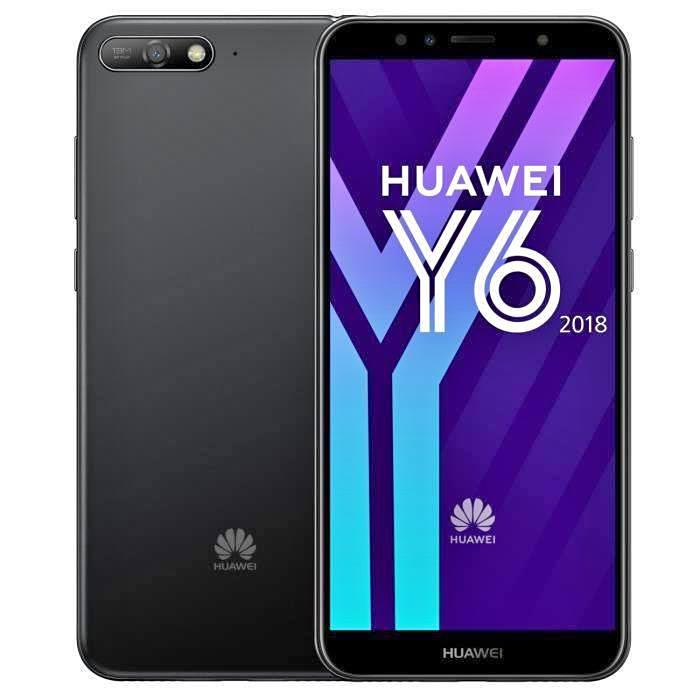 Huawei Y6 2018 NUOVO GARANZIA 24 MESI 115€