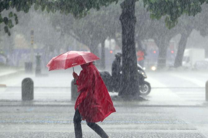 Meteo: settimana caratterizzata dalla pioggia