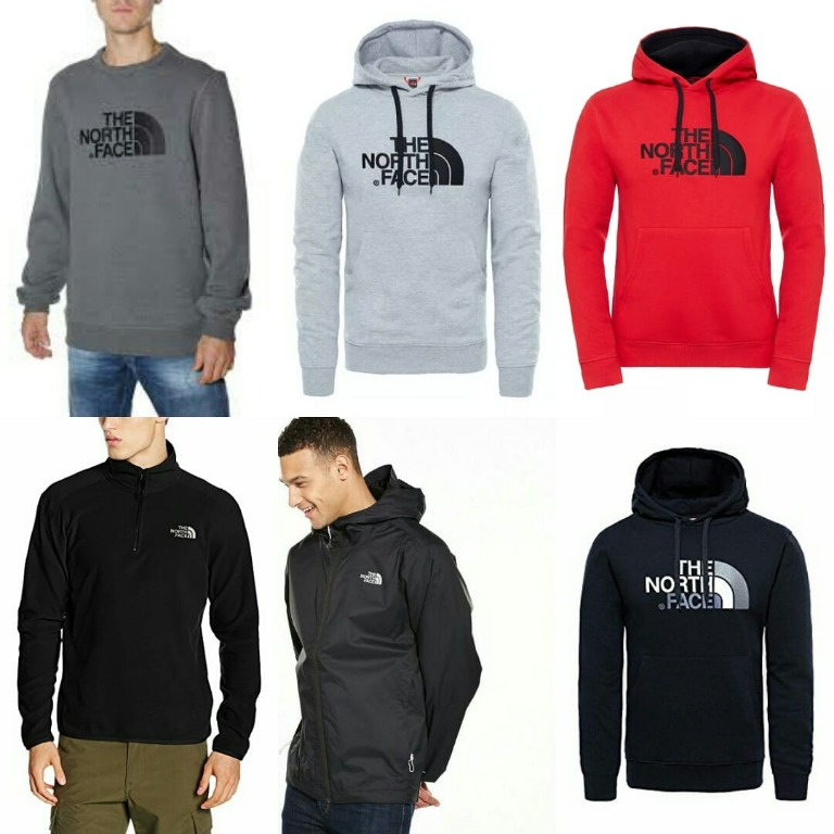 Promo north face....new in store...