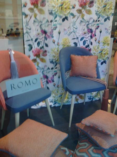 Romo per le sedie designers guild per tendaggio houles per ambrass