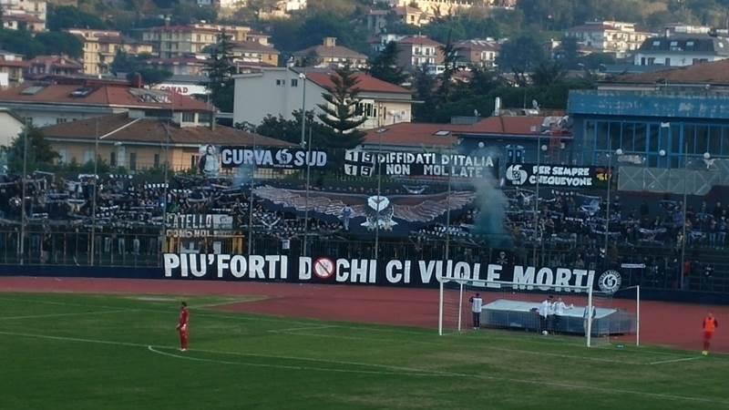 Cavese: arriva il ripescaggio in Serie C