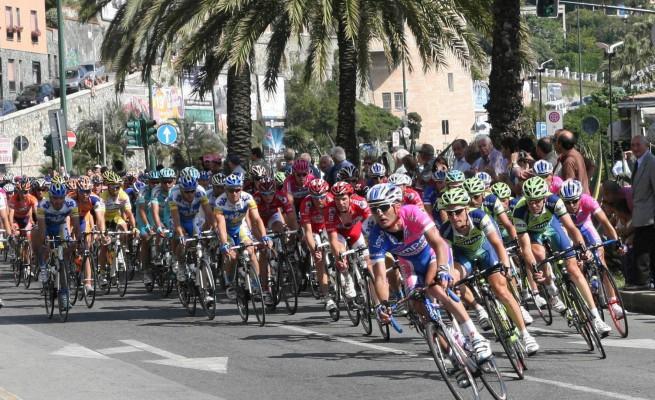 Giro d'Italia 2018: ecco le città attraversate in provincia di Salerno