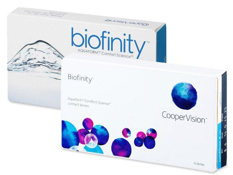 Lentine Biofinity