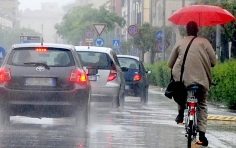 Continua il freddo polare: piogge e temperature rigide nel fine settimana