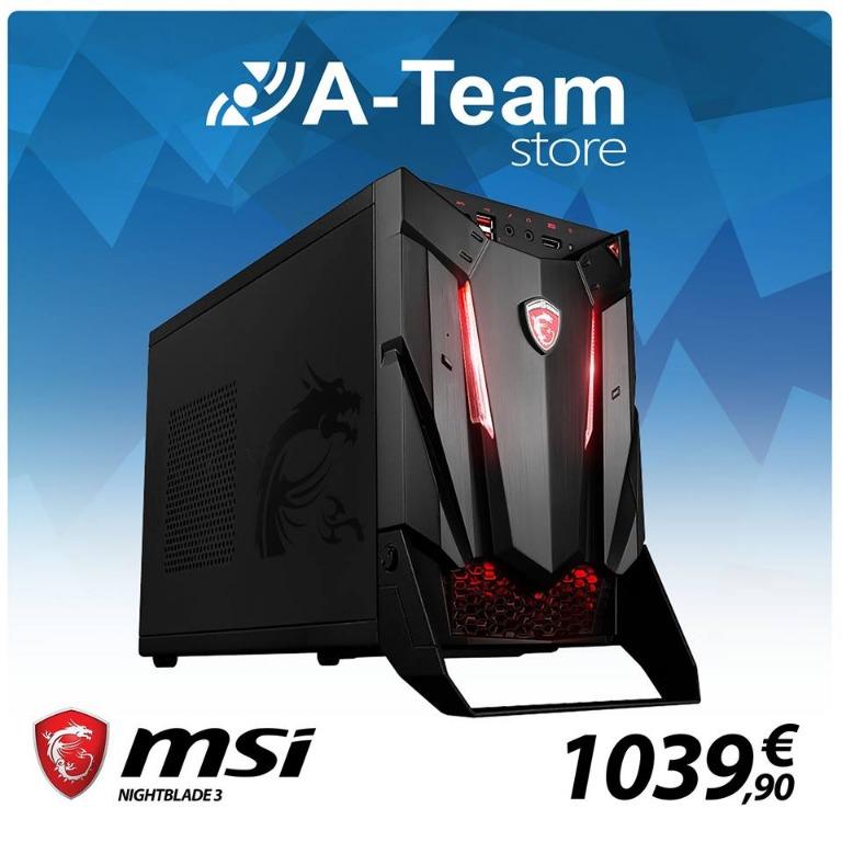 MSI Nightblade 3 € 1039,90