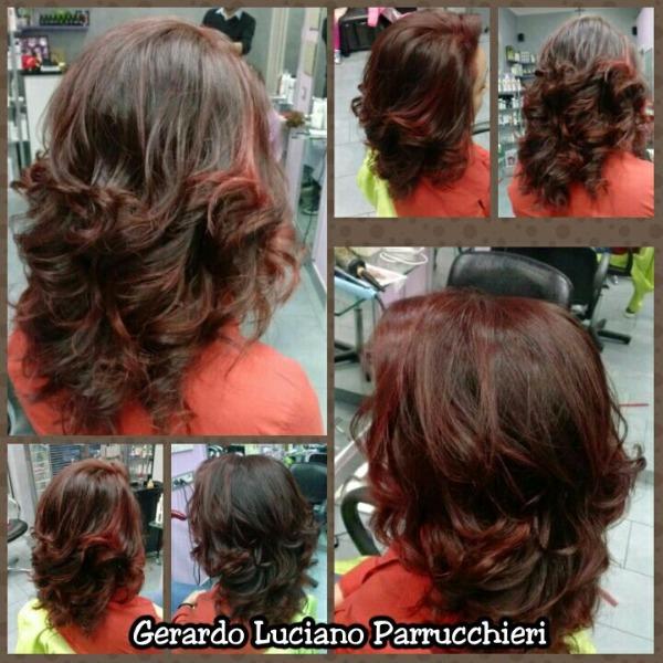 Allungamento ondulazione colori... Gerardo Luciano Parrucchieri