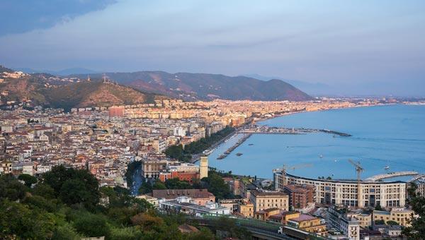 Qualità della vita: la provincia di Salerno all'89esimo posto