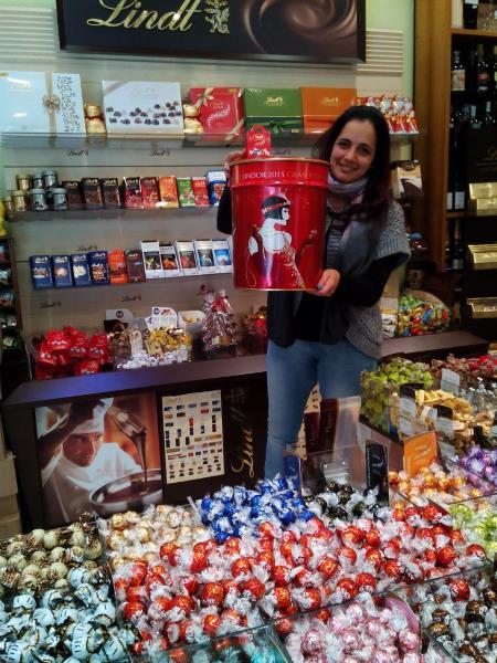 Gran Festival Lindt 2015 al Candy Candy
