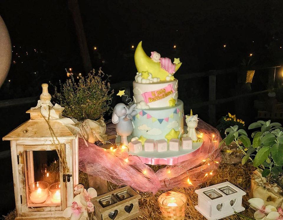 Tenere torte di Battesimo by Baunilha