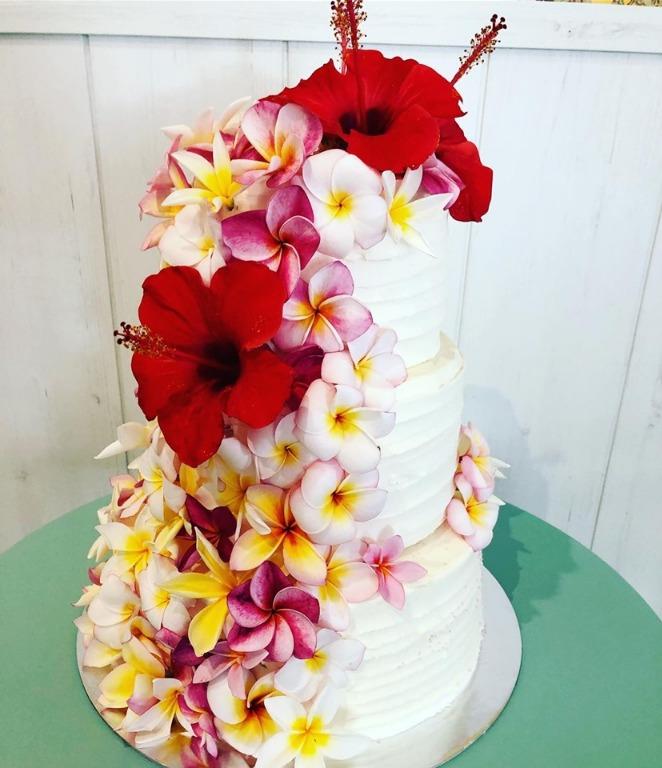 Hawaian cake