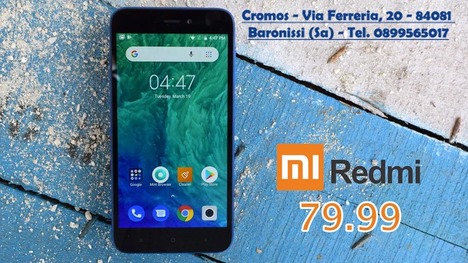 Xiaomi Redmi 79,99€