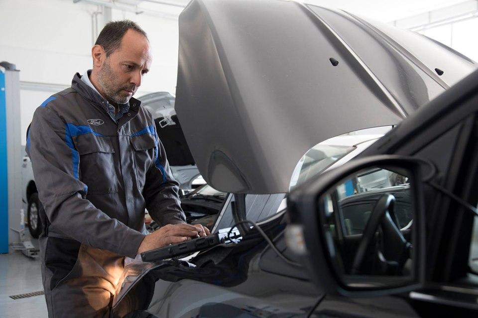 L'officina meccanica Ford Iannone offre i seguenti servizi