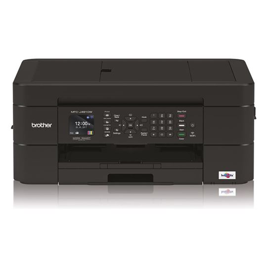 Stampante Multifunzione Stampa/Copia/Wi-Fi/Fax/Scansiona Ink-jet Colori A4 Brother € 99,99