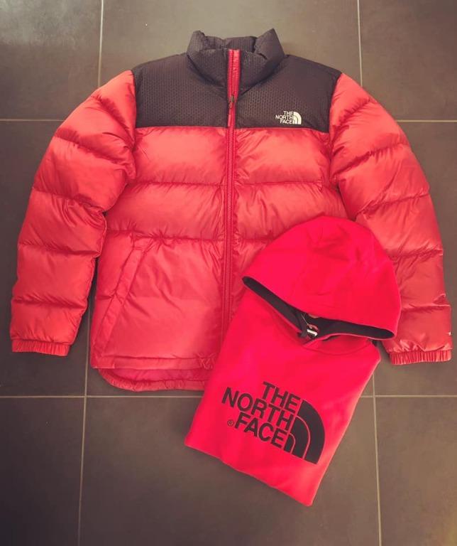 Giubbini North Face