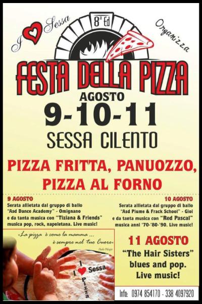 Festa della Pizza a Sessa Cilento